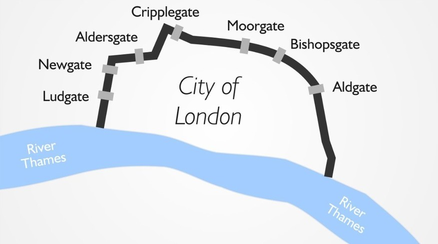 Do You Know About London's Medieval City Gates?